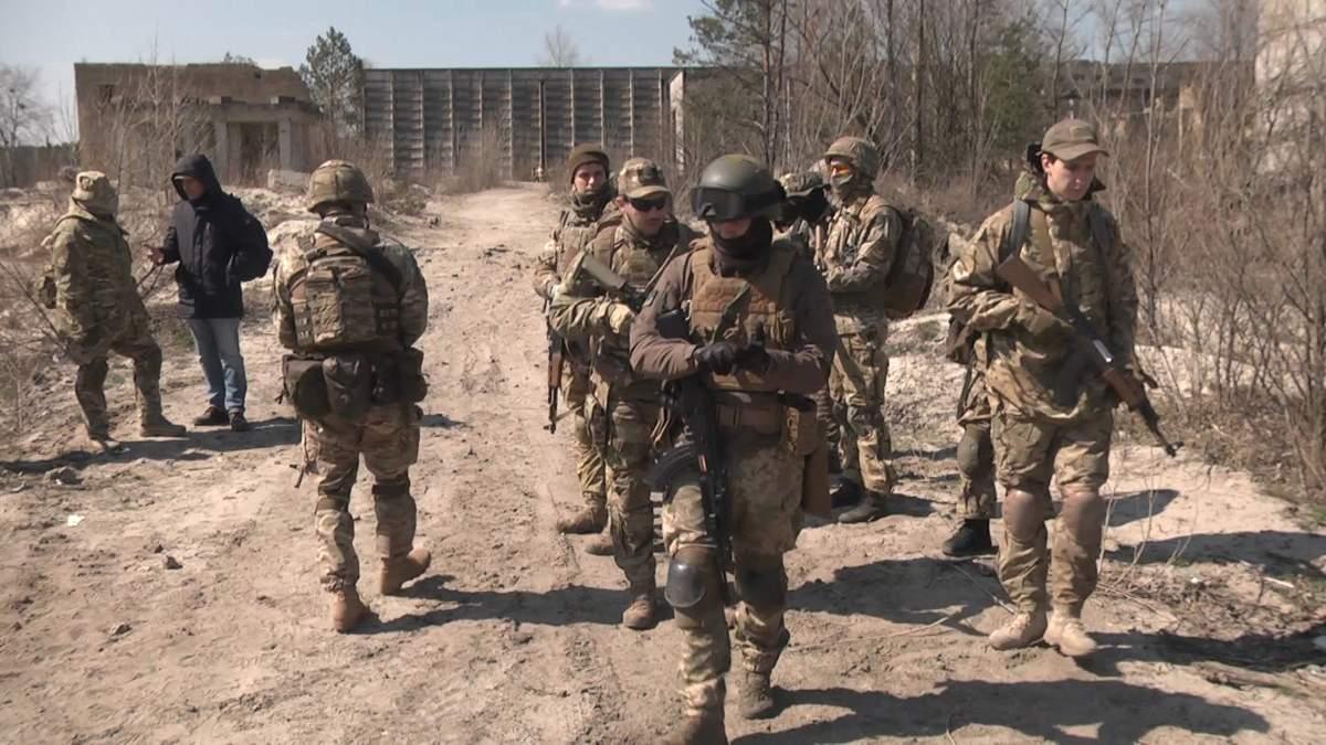 Територіальна оборона в Україні тримається на ентузіазмі добровольців
