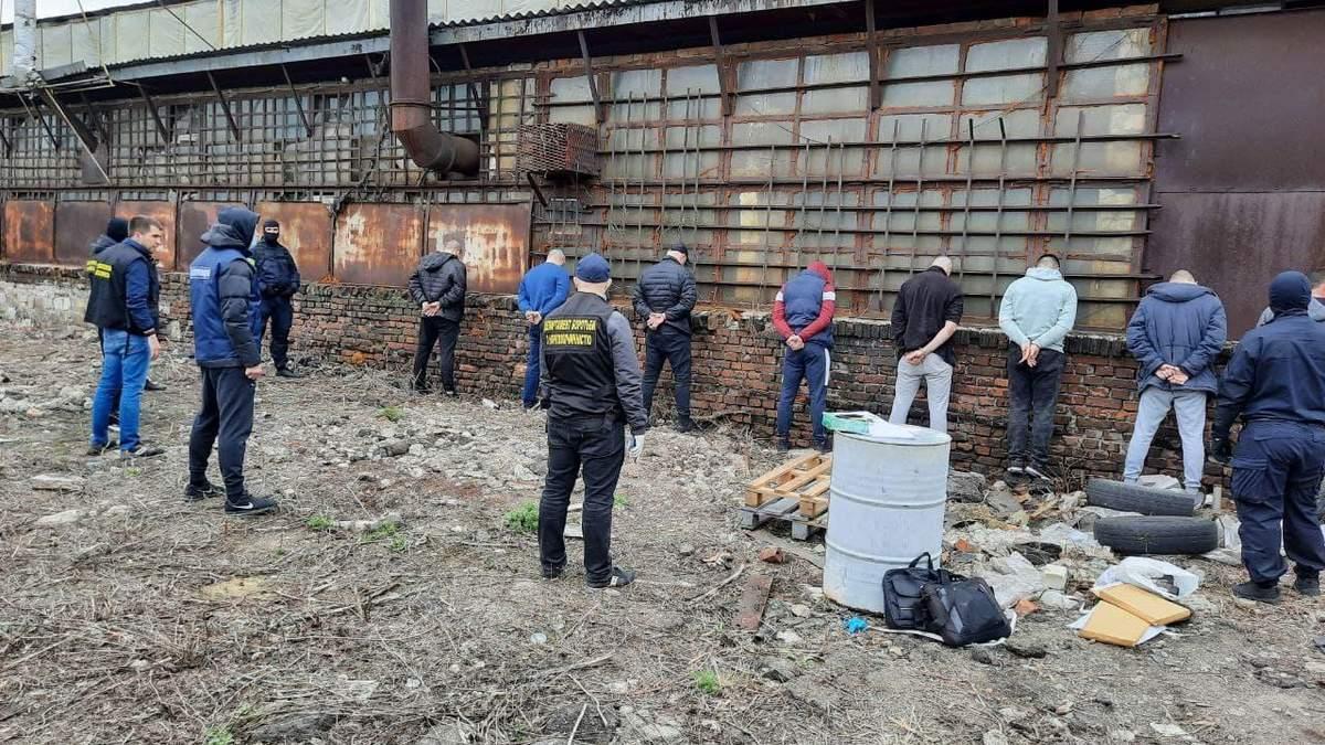 Поліція в Дніпрі вилучила 120 кілограмів амфетаміну