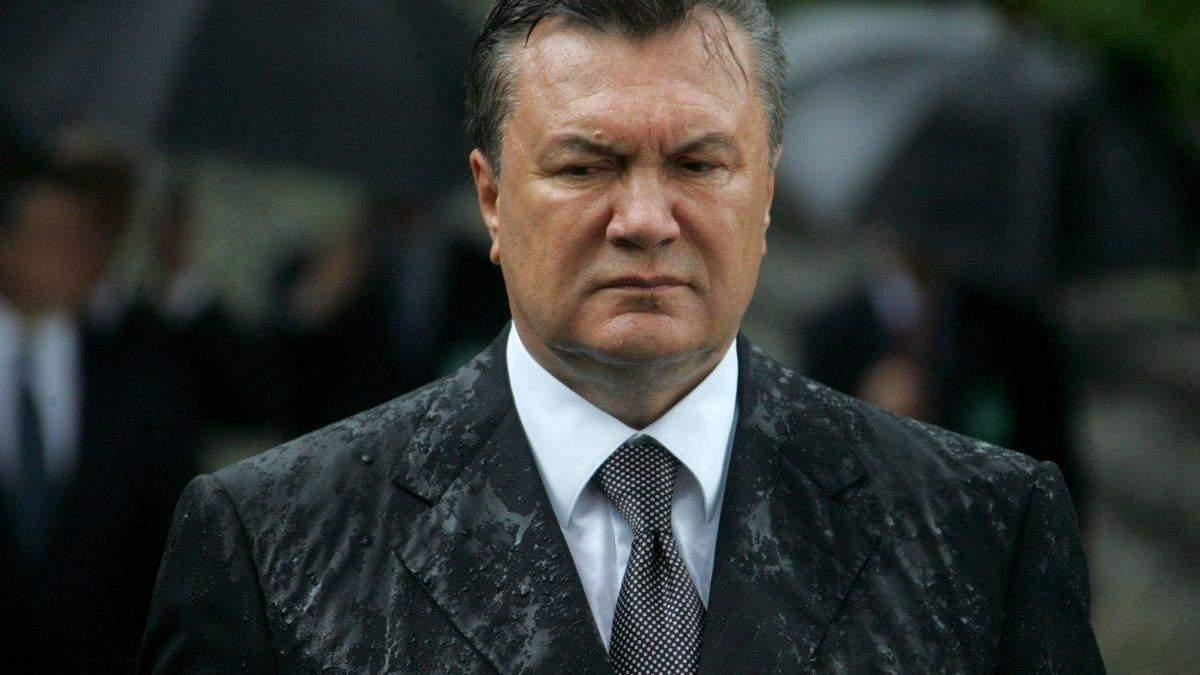 Участь Януковича у розгляді справи про держзраду необов'язкова, – Верховний суд