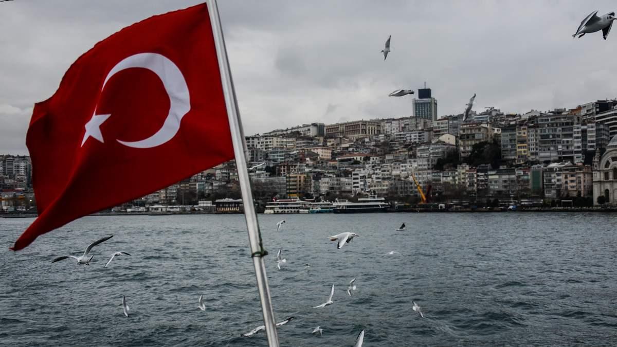 Росія зупиняє польоти в Туреччину: причини