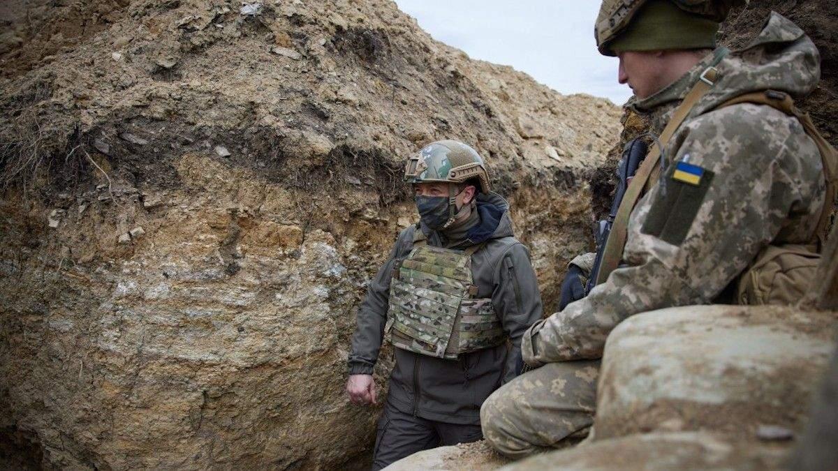 Россия хочет, чтобы мы боялись, – Зеленский об эскалации на границах