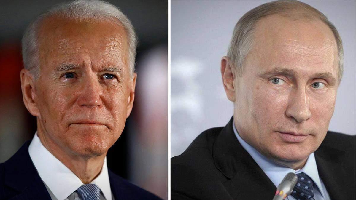 У Байдена оціюють, як Росія може відреагувати на нові санкції, – CNN