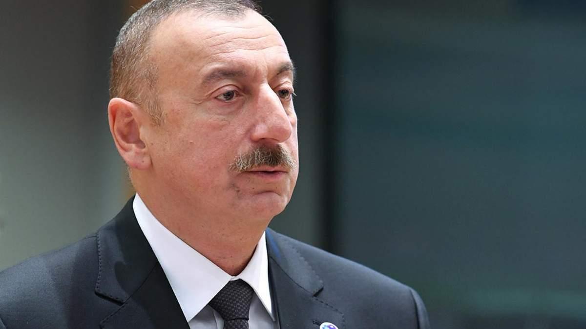 Ситуація після війни крихка, – Алієв про Нагірний Карабах