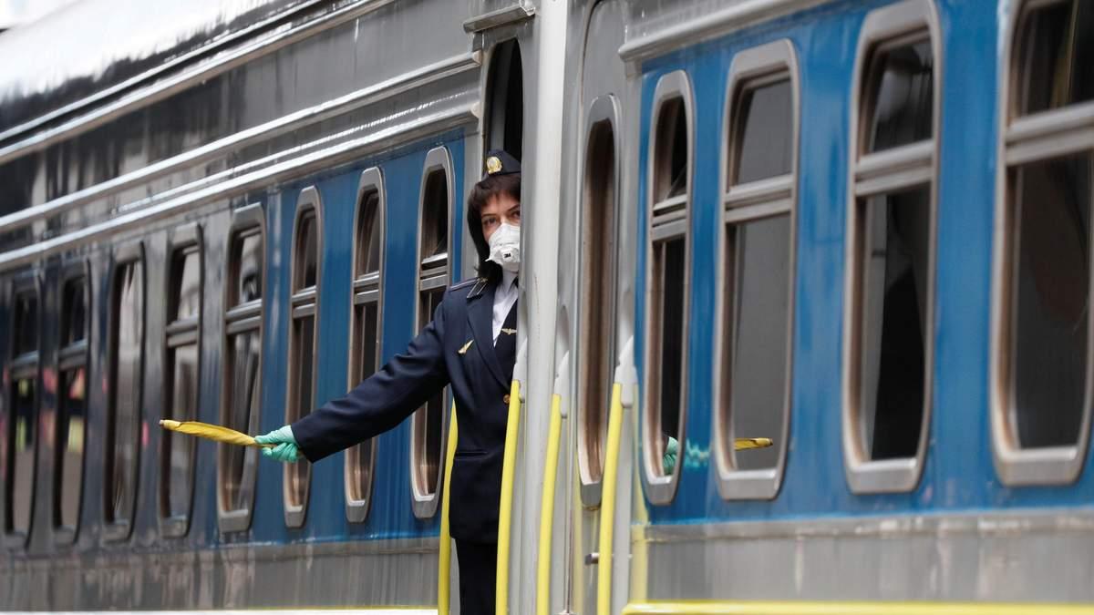 Укрзалізниця скасувала потяги через карантин: які рейси скасовані