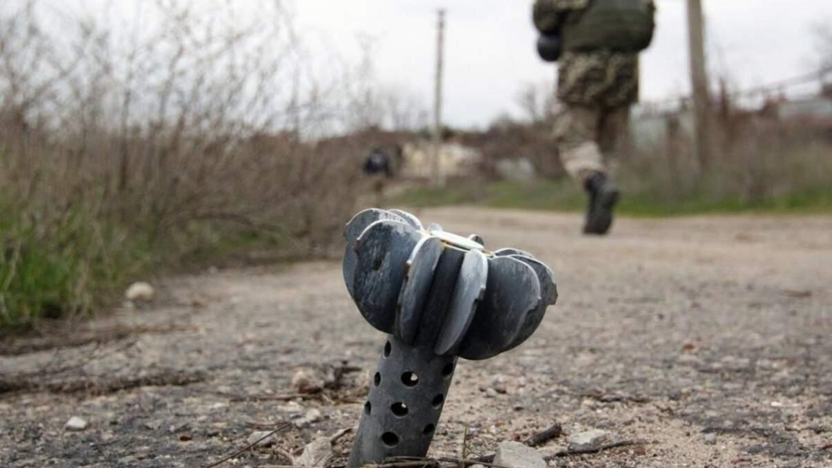 Пьяные боевики пошли по собственному минному полю и остались без ног