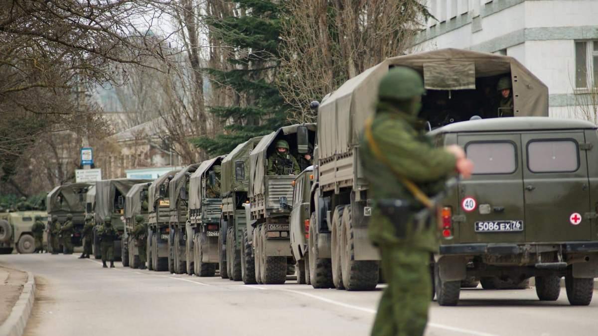 Військові Росії у Криму перебувають у посиленій готовності, – Ташева