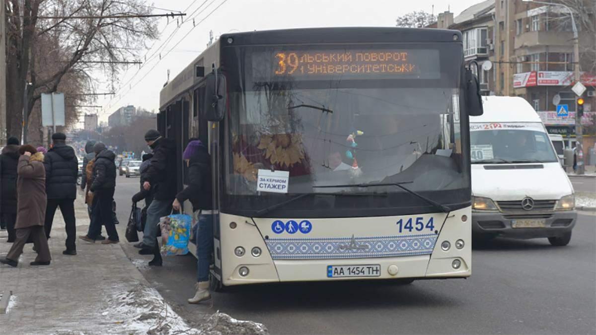 У Запоріжжі хочуть зупинити громадський транспорт: деталі