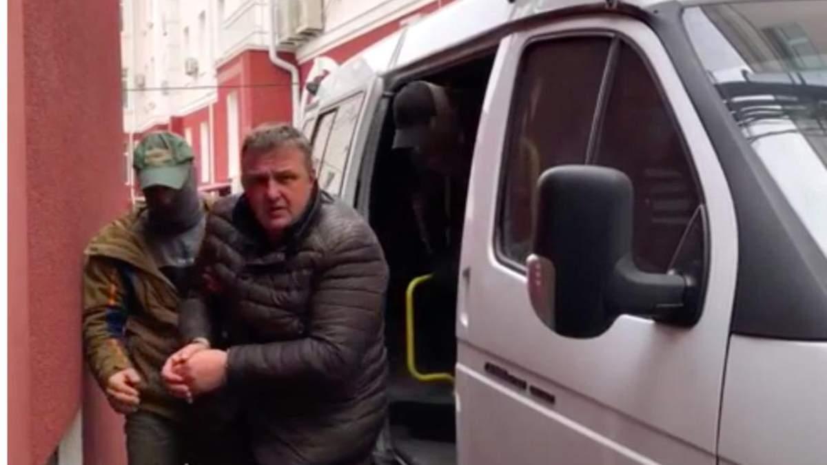 США закликали звільнити Владислава Єсипенка в окупованому Криму