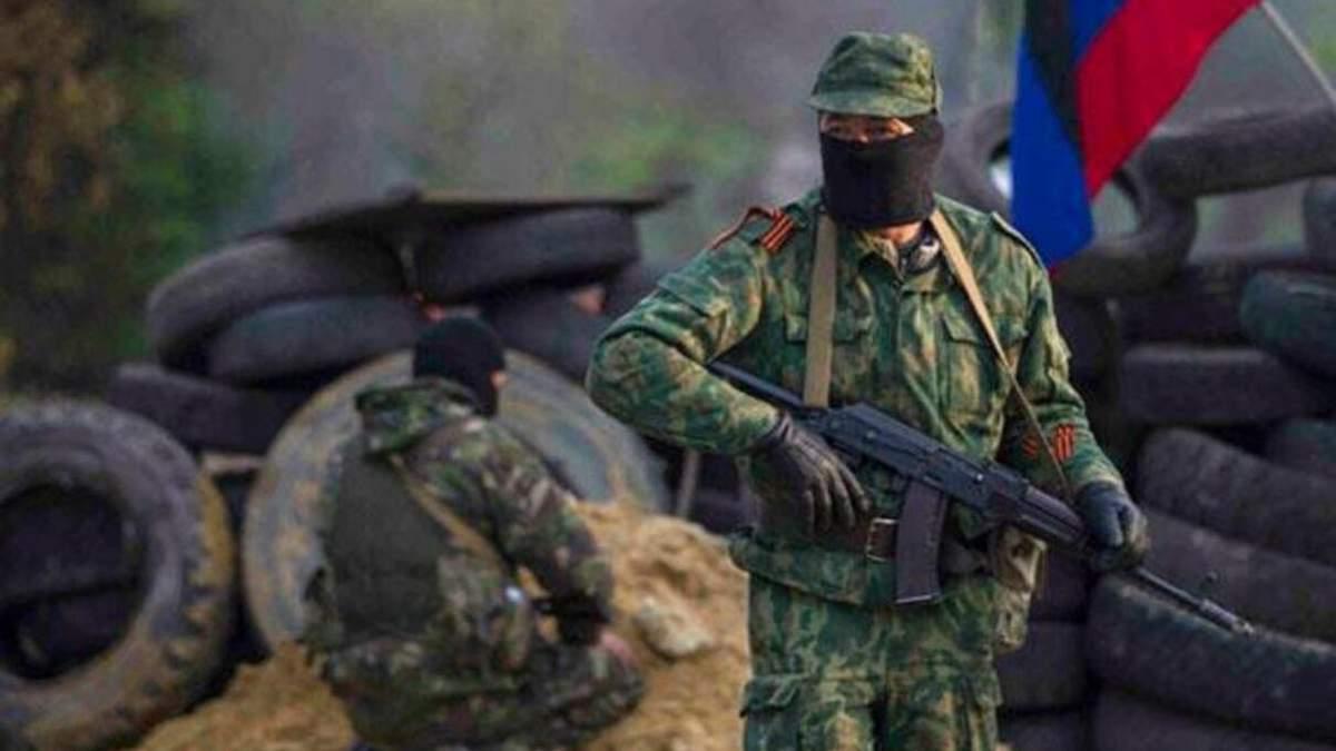 250 российских военных за неделю перебросили на Донбасс, - разведка