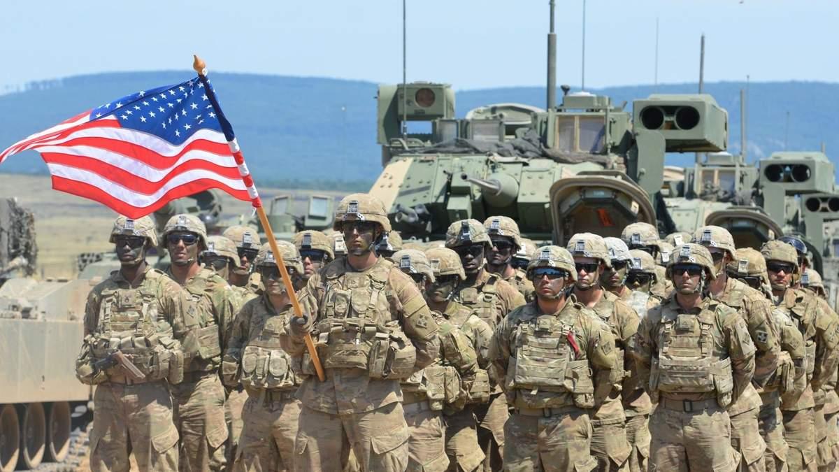 На фоне обострения в Украине США усиливают присутствие в Европе