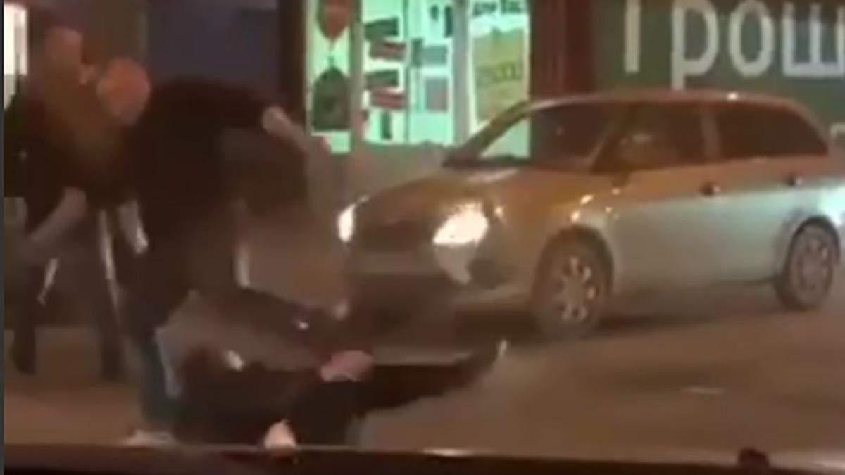 В Одесі водій маршрутки побив пасажира: відео