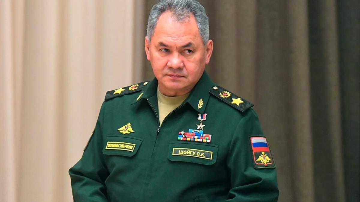 Россия говорит, что стянула войска к границе из-за угрозы НАТО