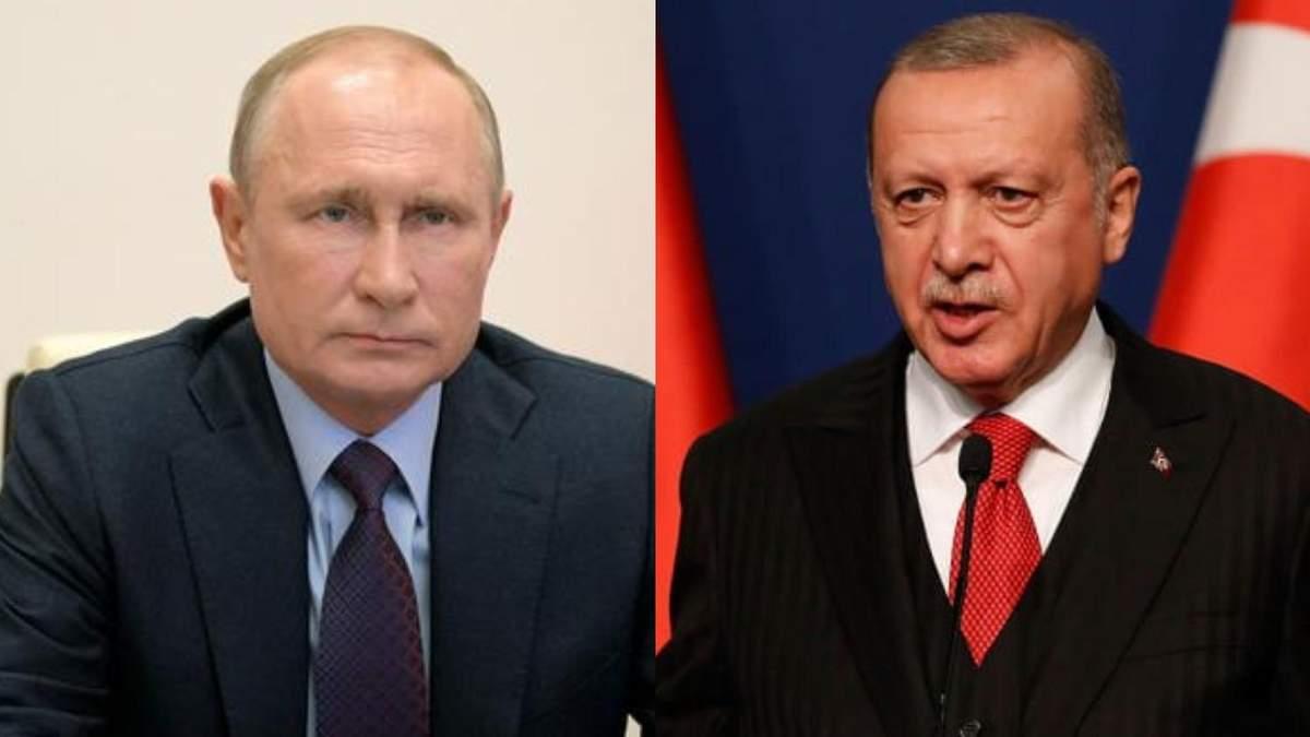 Росія закрила авіасполучення з Туреччиною через зброю