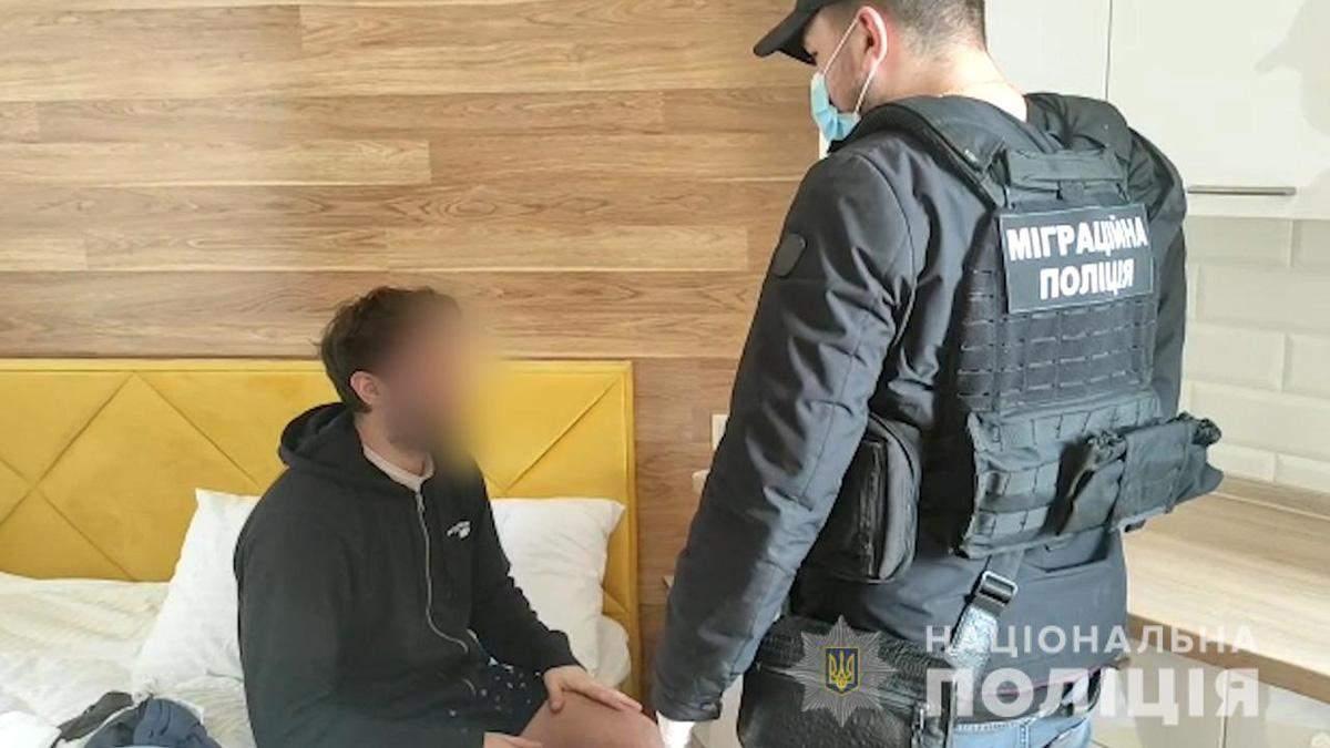 Одесская полиция освободила иностранцев, похитили и пытали