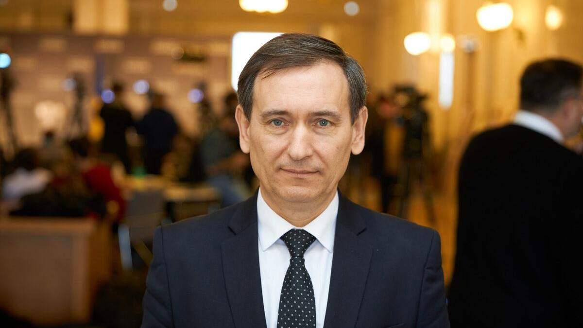 Вениславский сказал, когда Рада может рассмотреть ликвидацию ОАСК