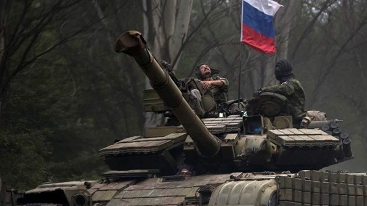 В НАТО считают взыскания войск к границам Украины провокацией