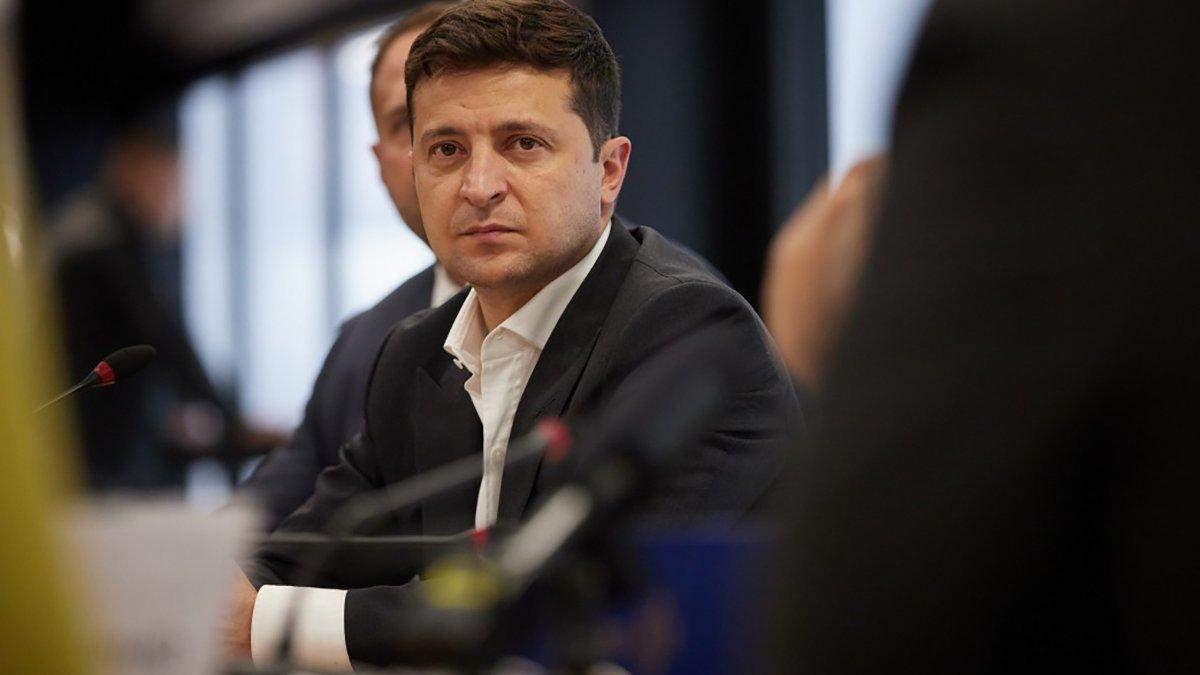 Зеленський розширив обов'язки Представництва президента в Криму