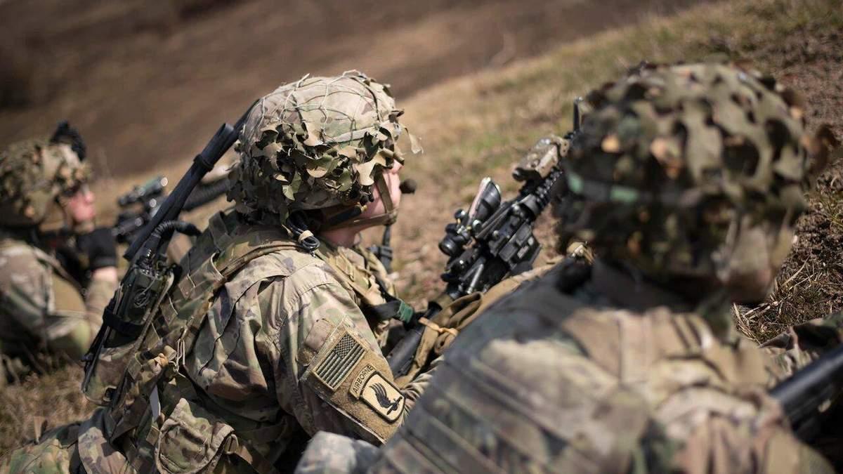 США перекинут в Германию еще 500 военных, – Пентагон