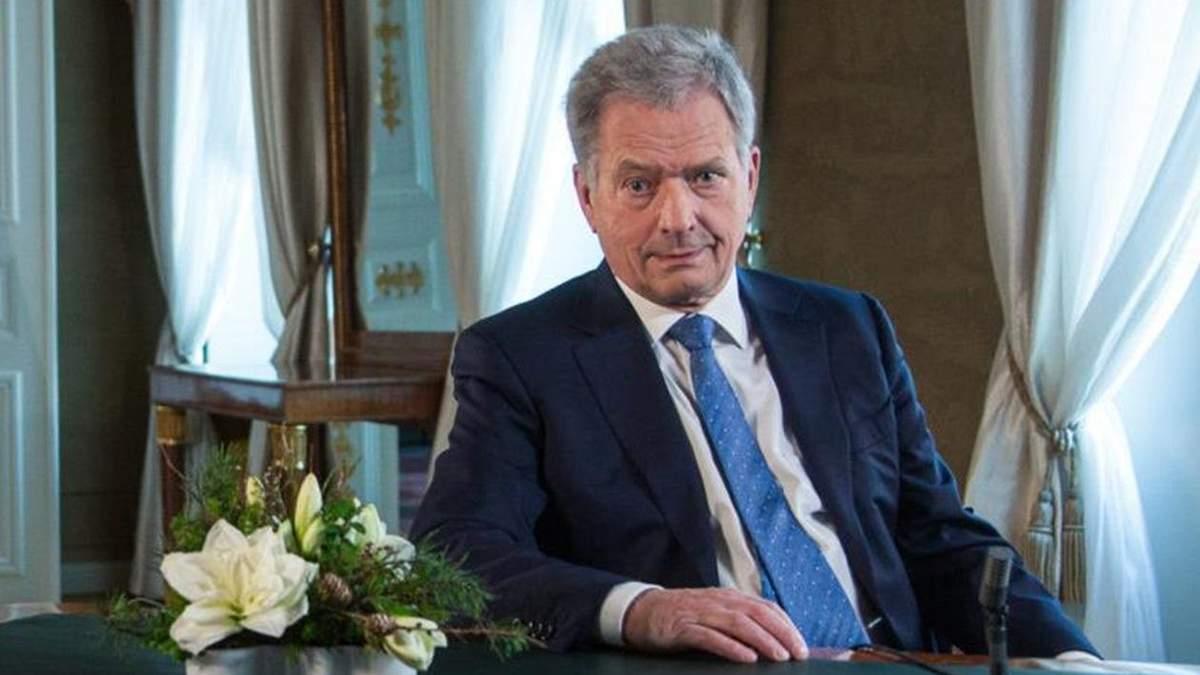 Президент Финляндии выразил Путину озабоченность ситуацией на границе