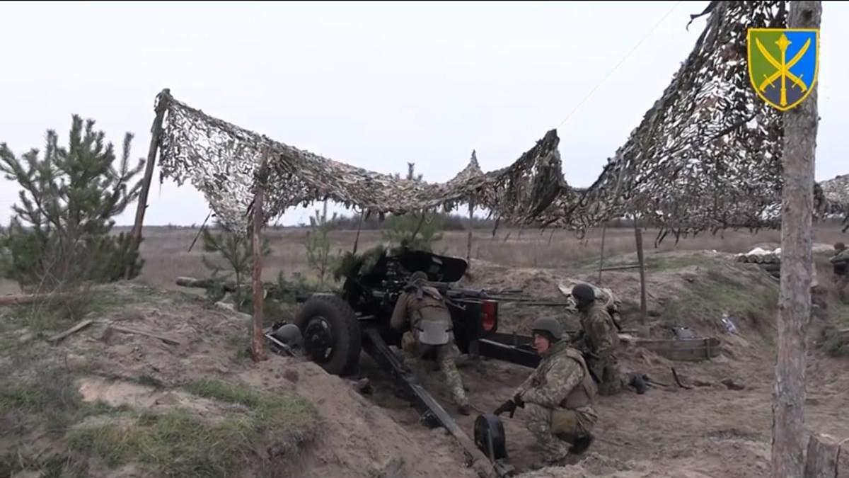 ЗСУ влаштували нові видовищні тренування на межі з Кримом: фото, відео
