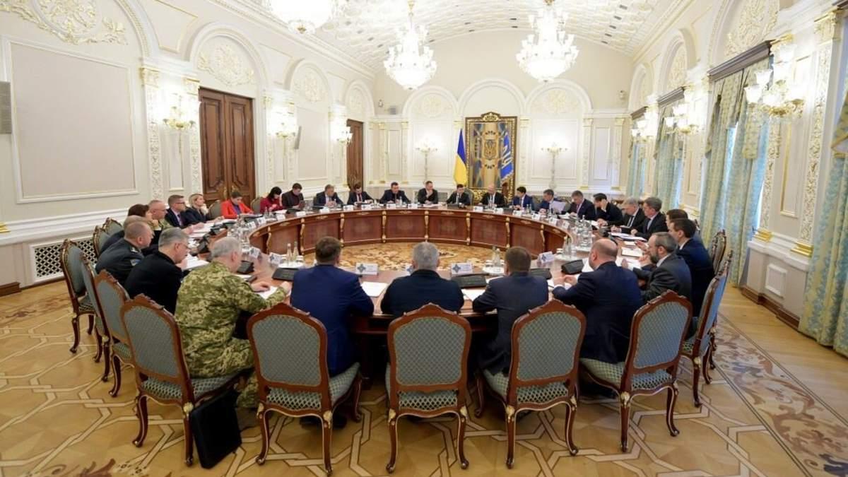 РНБО готується до нового засідання 15 квітня, – ЗМІ