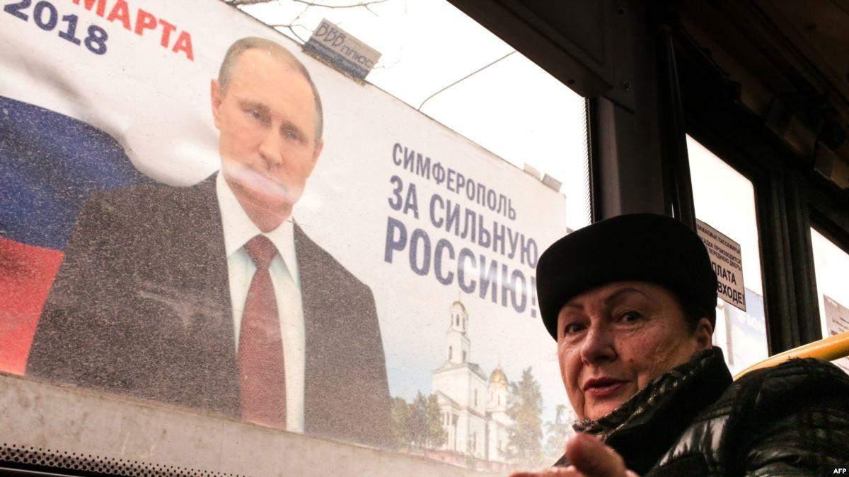 Российский либерал заканчивается там, где начинается украинский вопрос
