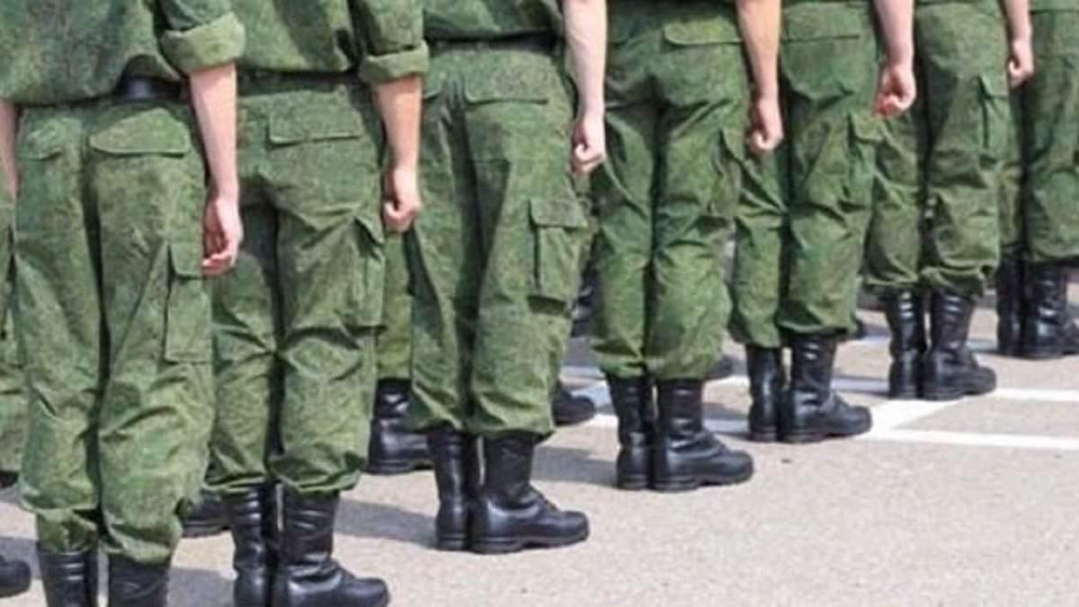До 20 квітня 2021 РФ стягне до кордону з Україною 110 тисяч бійців