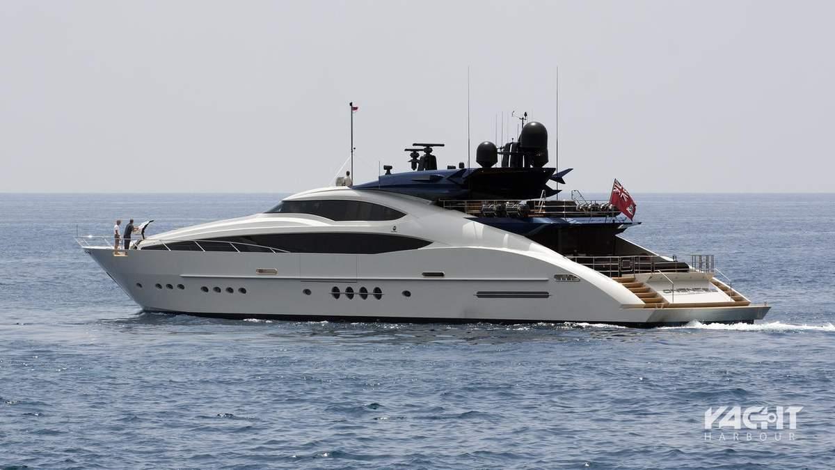 Пинчук продает свою яхту за 12 миллионов долларов
