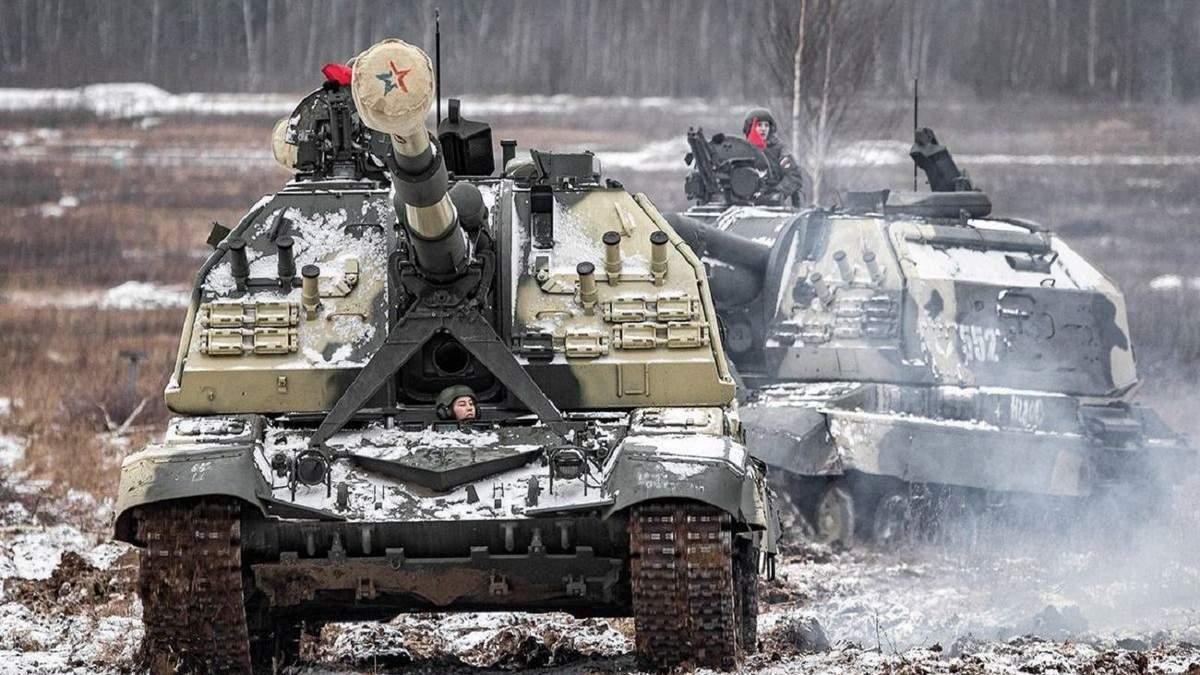 США не пов'язують дії Росії біля кордону з навчаннями Захід