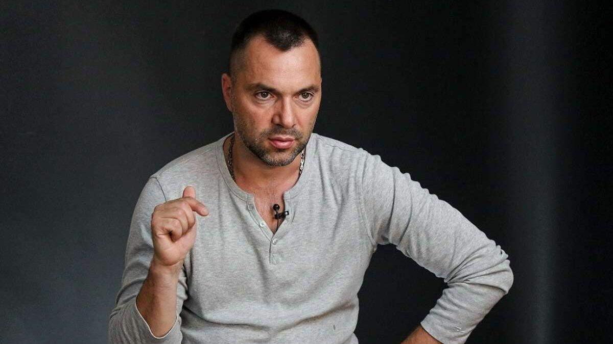 Олексій Арестович заявив, що цілиться у президенти