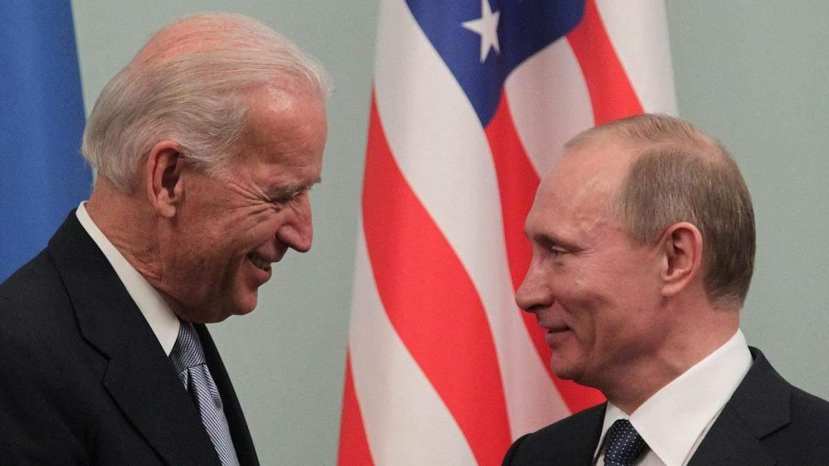 Встреча Байдена с Путиным может состояться уже на следующей неделе
