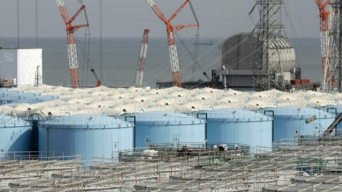 Південна Корея хоче перешкодити Японії злити воду з Фукусіми-1 в океан