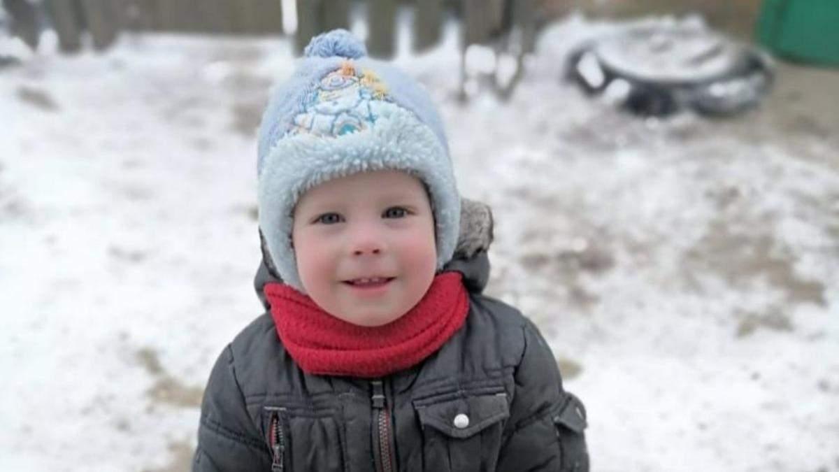 На Київщині розшукали 2-річного хлопчика: все про зникнення