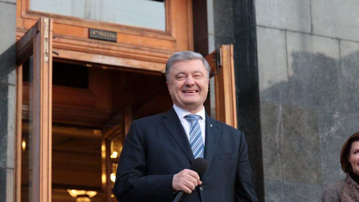Петр Порошенко - олигарх и политик