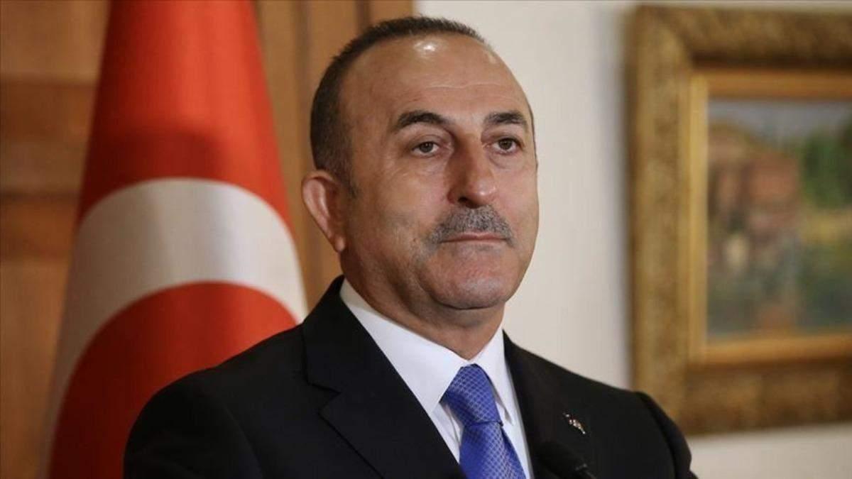 Турция сохраняет нейтралитет в отношениях Украины и России