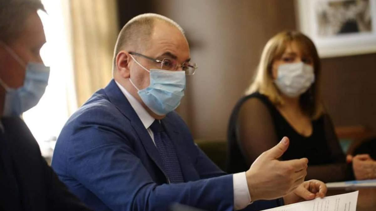Як українці оцінюють дії Степанова і МОЗ: свіже опитування