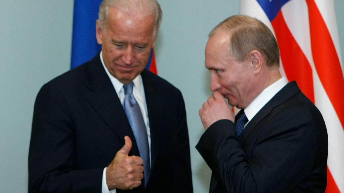 Санкции против России - за что Байден накажет Путина - Канал 24