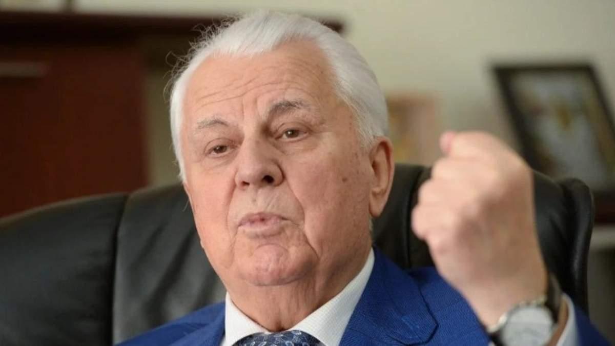 Кравчук про повернення ядерного статусу Україні: такої позиції нема