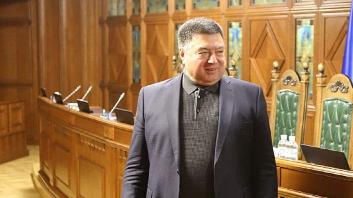 Почему Тупицкий не пришел в суд: ответ Юрчишина