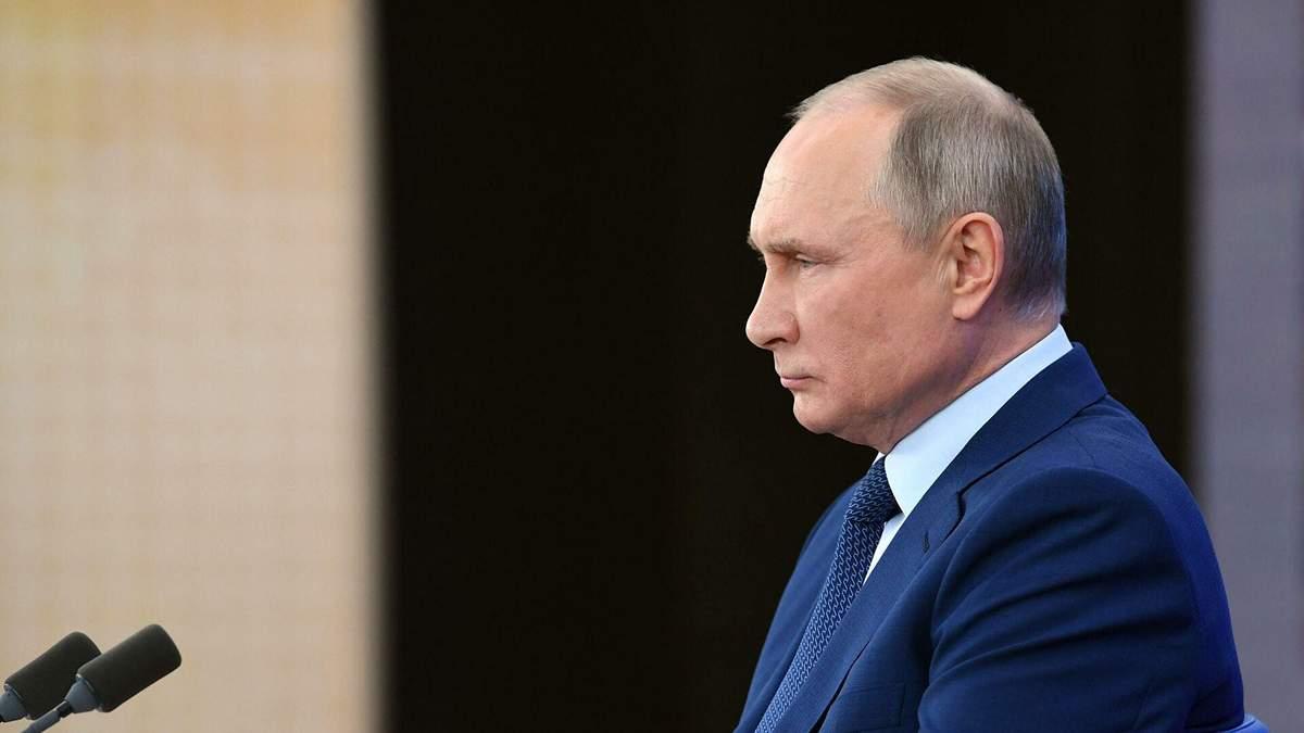 Рейтинг зіпсований, – Скоріна припустив, як Путін використає ймовірні листи бойовиків