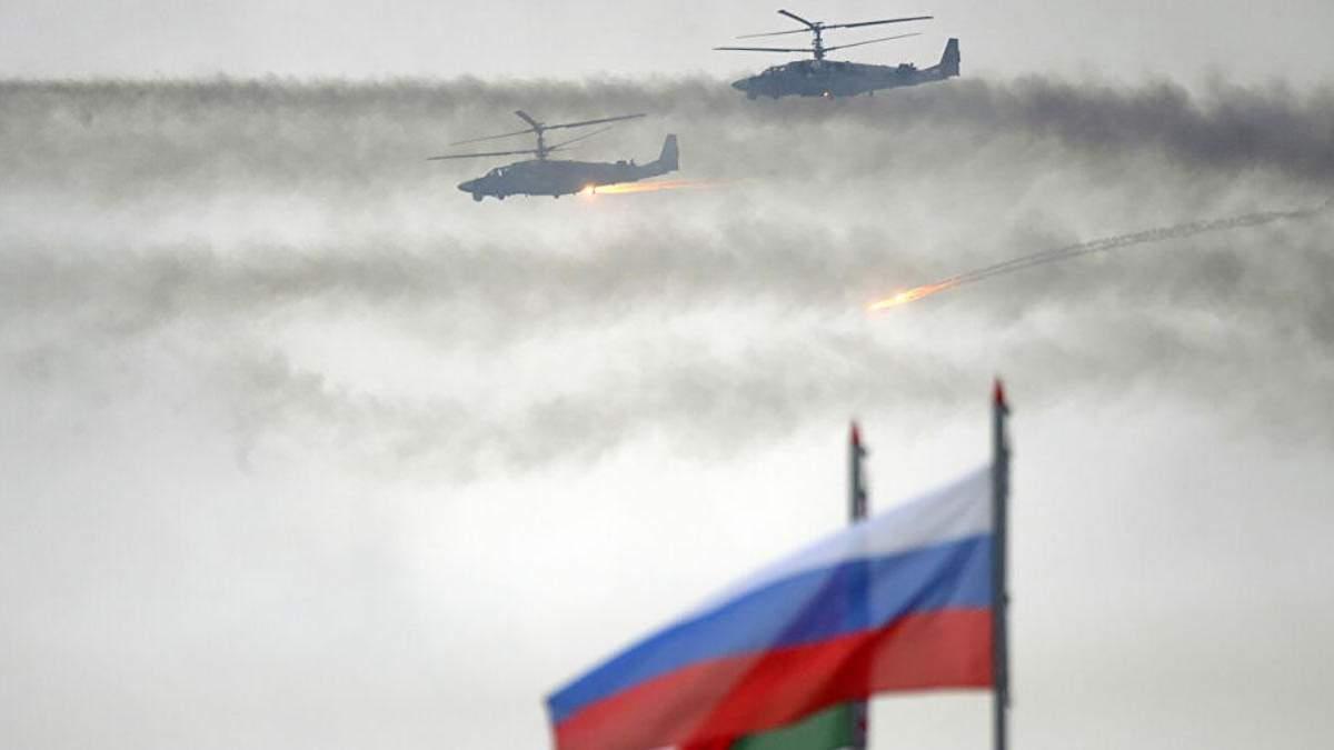 Россия и Беларусь начнут боевые дежурства по противовоздушной обороне