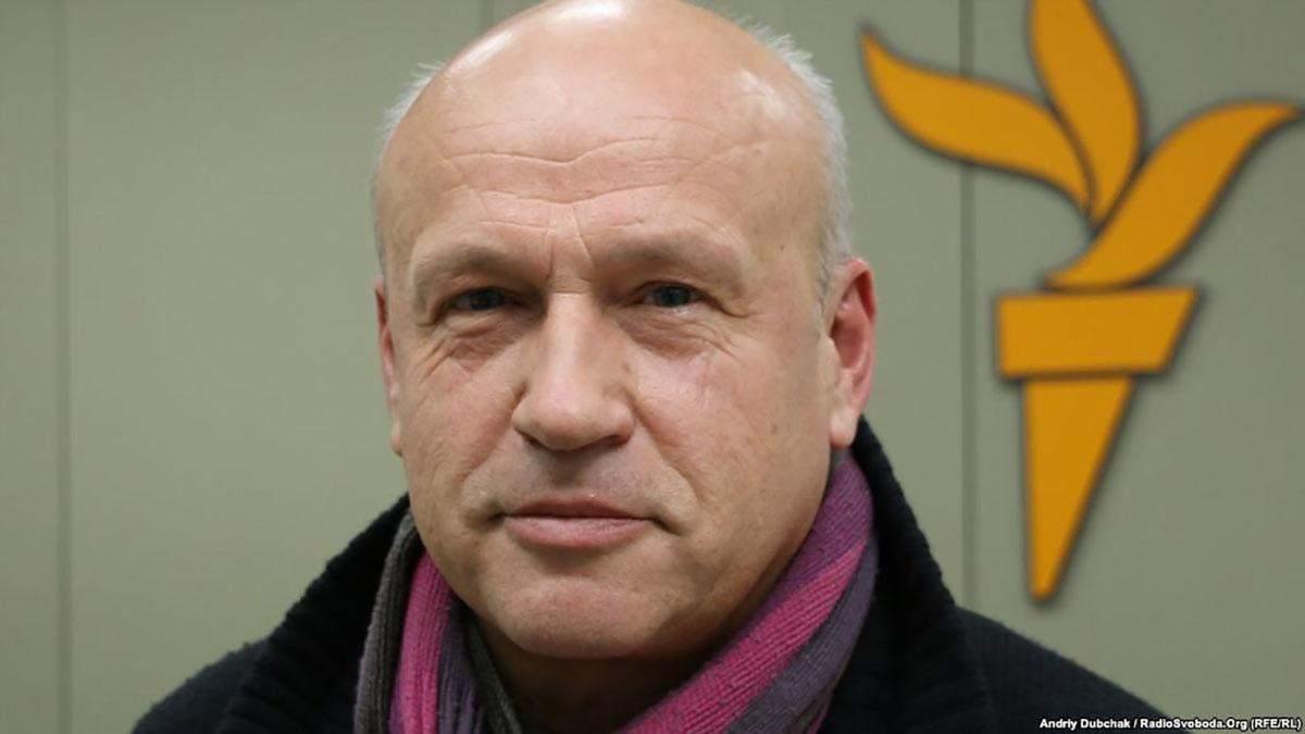 Заява про відновлення ядерного статусу України є шантажем, – Рибачук