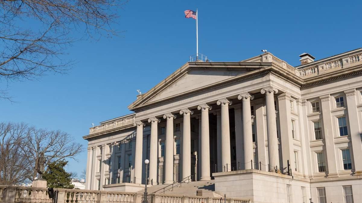 У США ввели санкції проти кримських чиновників та компаній