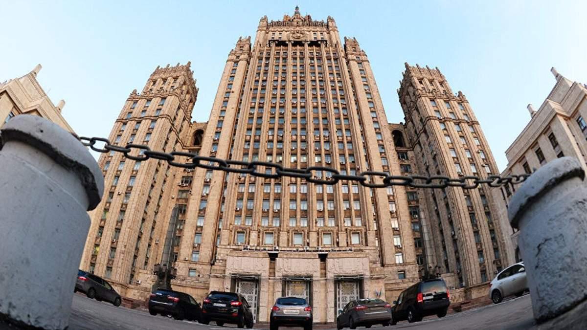 Реакция России на новые санкции США: что сказали в МИД