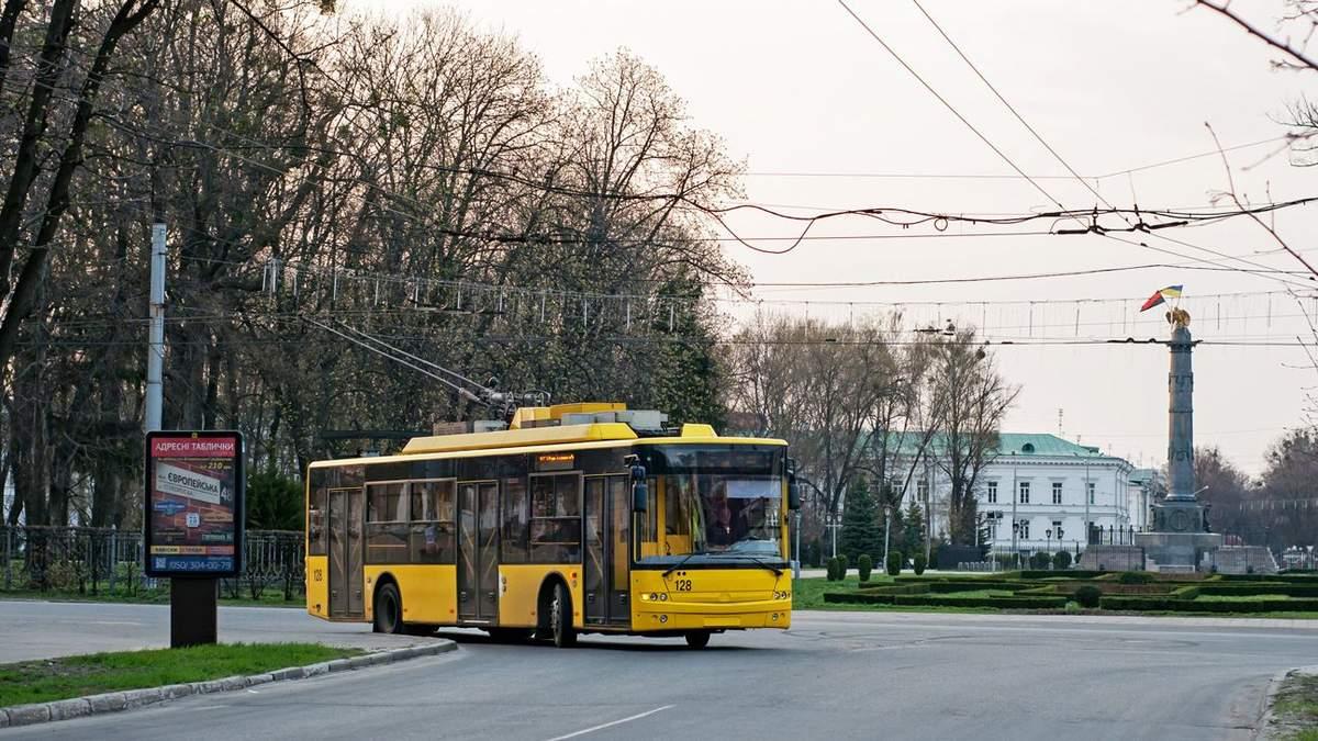 У Полтавській області громадський транспорт працюватиме по годинах