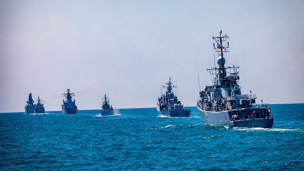 Росія перекриває Азов від українських кораблів: реакція МЗС