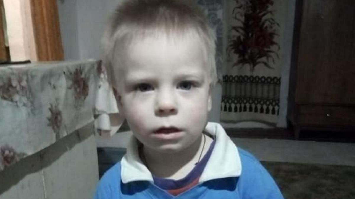 Исчезновение 2-летнего Богдана Униченка под Киевом: новые детали