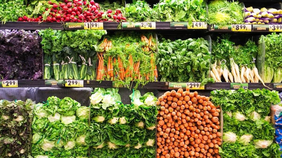 Їжте зелень і будь здорові!