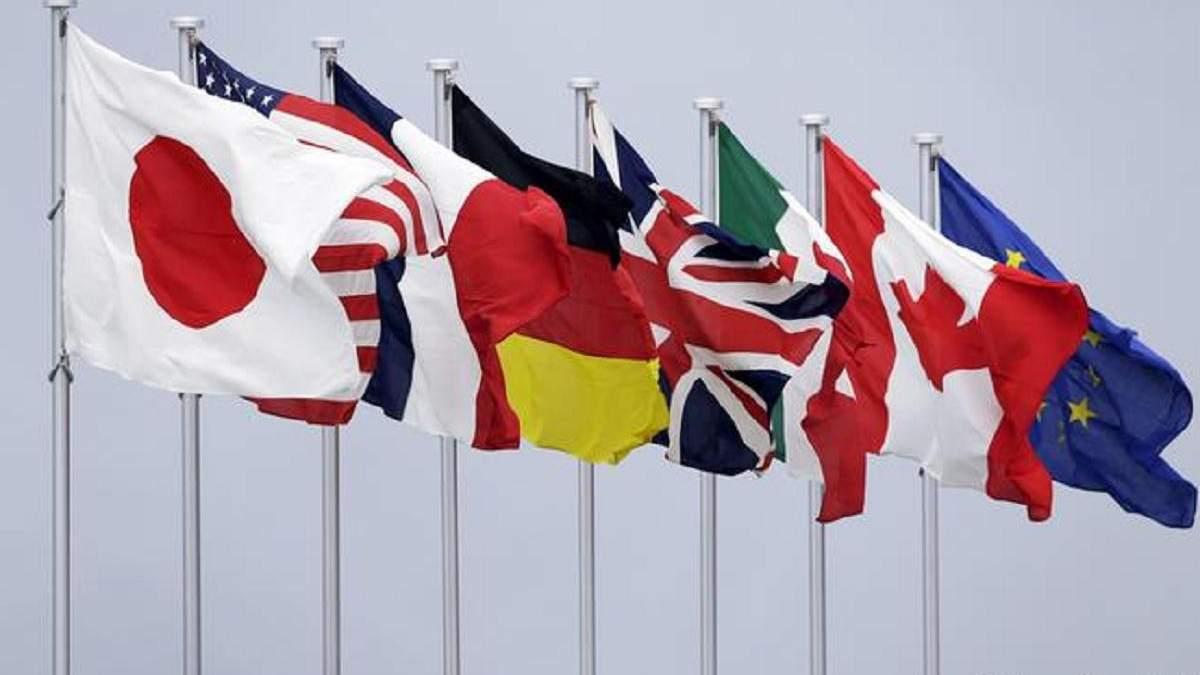 Послы G7 поддержали желание Зеленского разогнать ОАСК