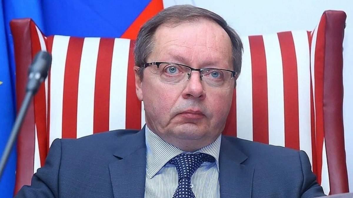 Російський дипломат Андрій Келін